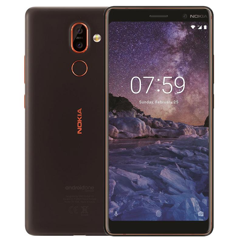 Nokia 7 plus hình 2