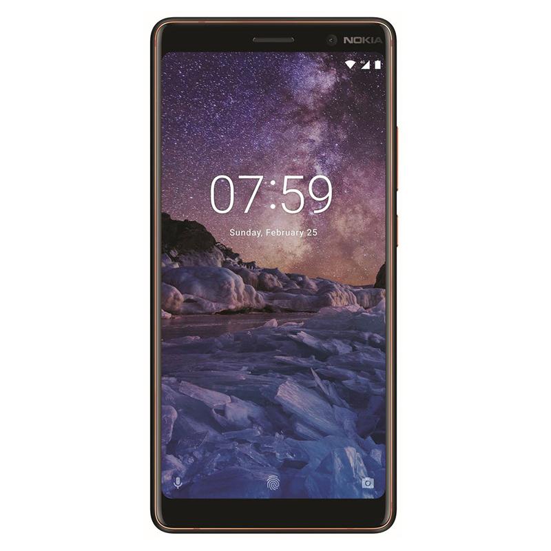 Nokia 7 plus hình 0