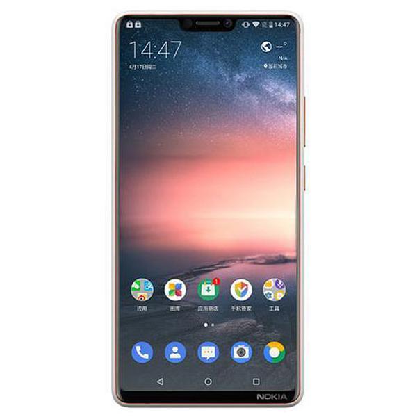 Nokia X6 hình 0