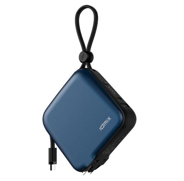 Pin dự phòng Idmix Mr Charger Type-C 10000mAh (CH05C) hình 0