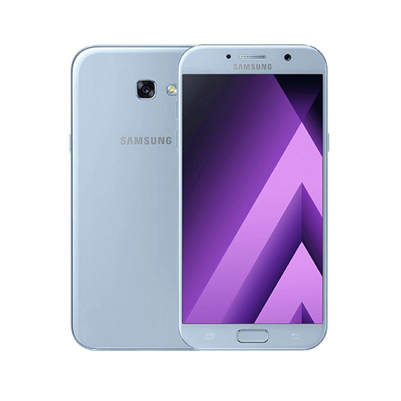 Samsung Galaxy A5 A520F (2017) Blue Pastel hình 3
