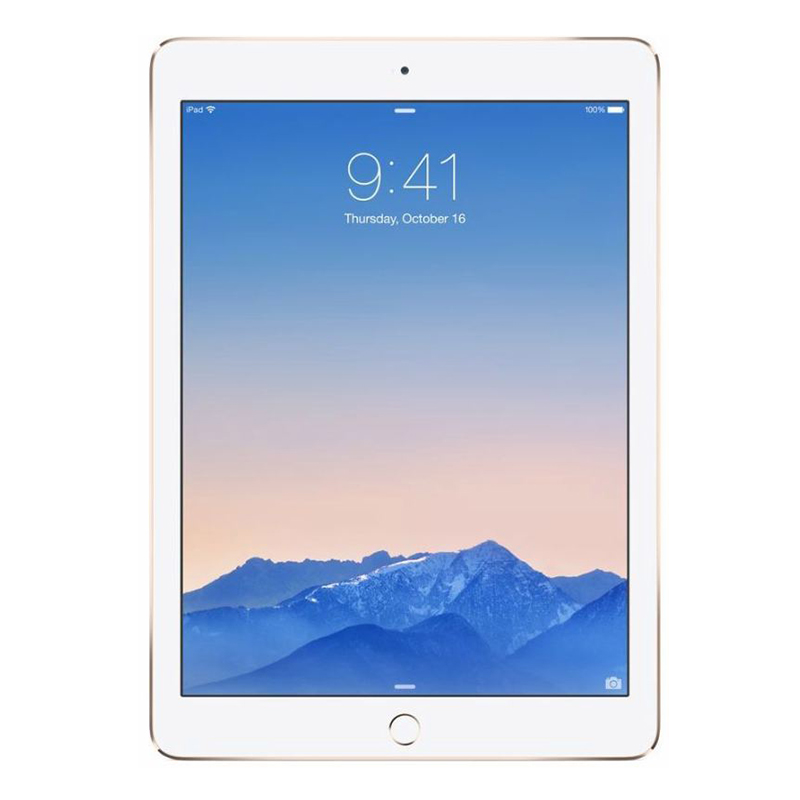 Apple iPad Air 2 Cellular Gold 16Gb 99% ( 146 QT ) hình 0