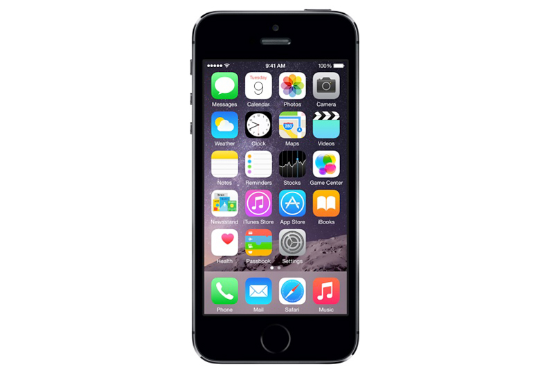 Apple iPhone 5S 16Gb Gray hình 0