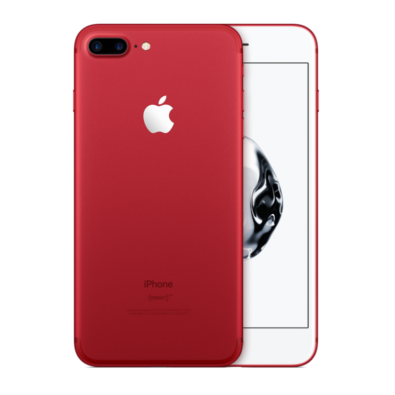 Apple iPhone 7 Plus 128Gb RED - New 100% chưa Active hình 2
