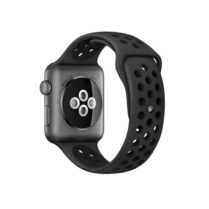 Apple Watch Series 2 42mm Gray Aluminum Case-MQ182 hình 2