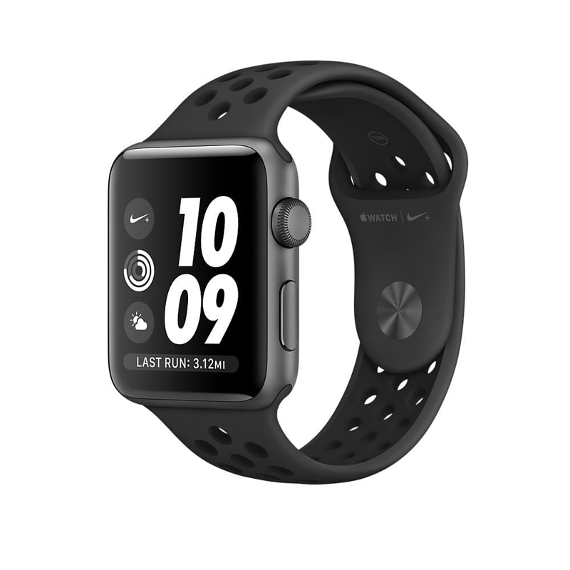 Apple Watch Series 2 42mm Gray Aluminum Case-MQ182 hình 1