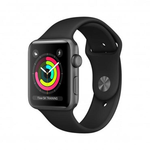 Apple Watch Series 3 GPS Black MTF32 42mm hình 0