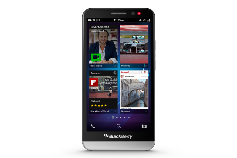 BlackBerry Z30 16Gb hình 0