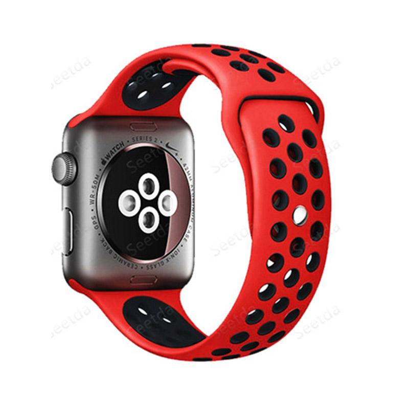 Dây đồng hồ Apple Watch Nike (38mm/42mm) hình 1