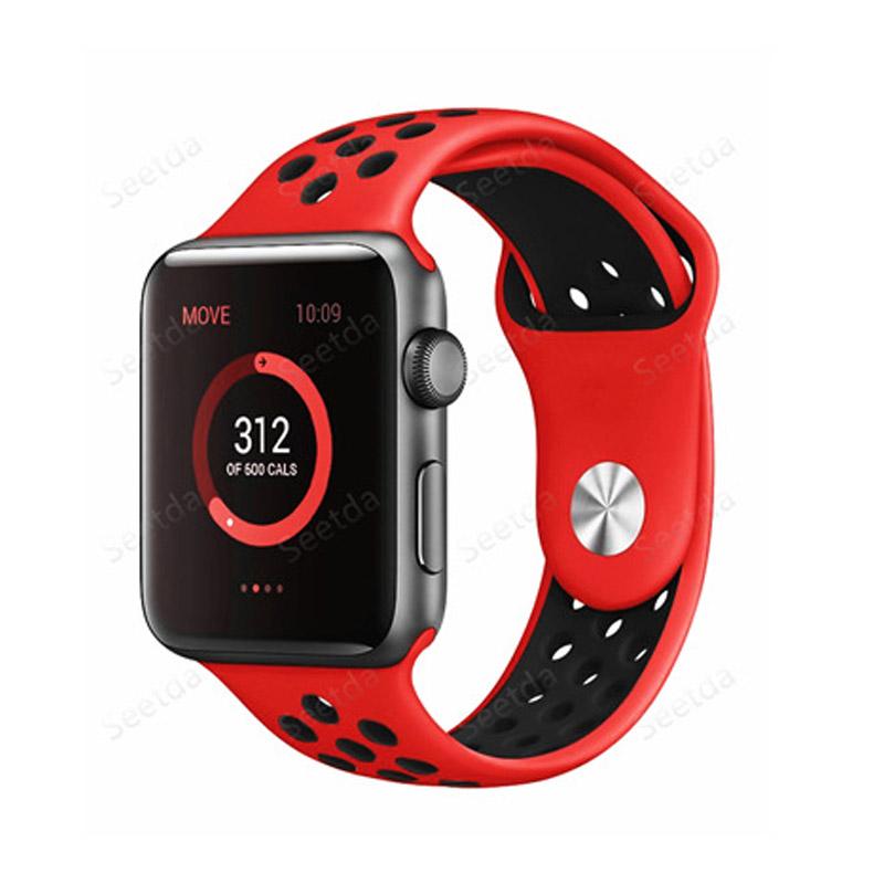 Dây đồng hồ Apple Watch Nike (38mm/42mm) hình 0