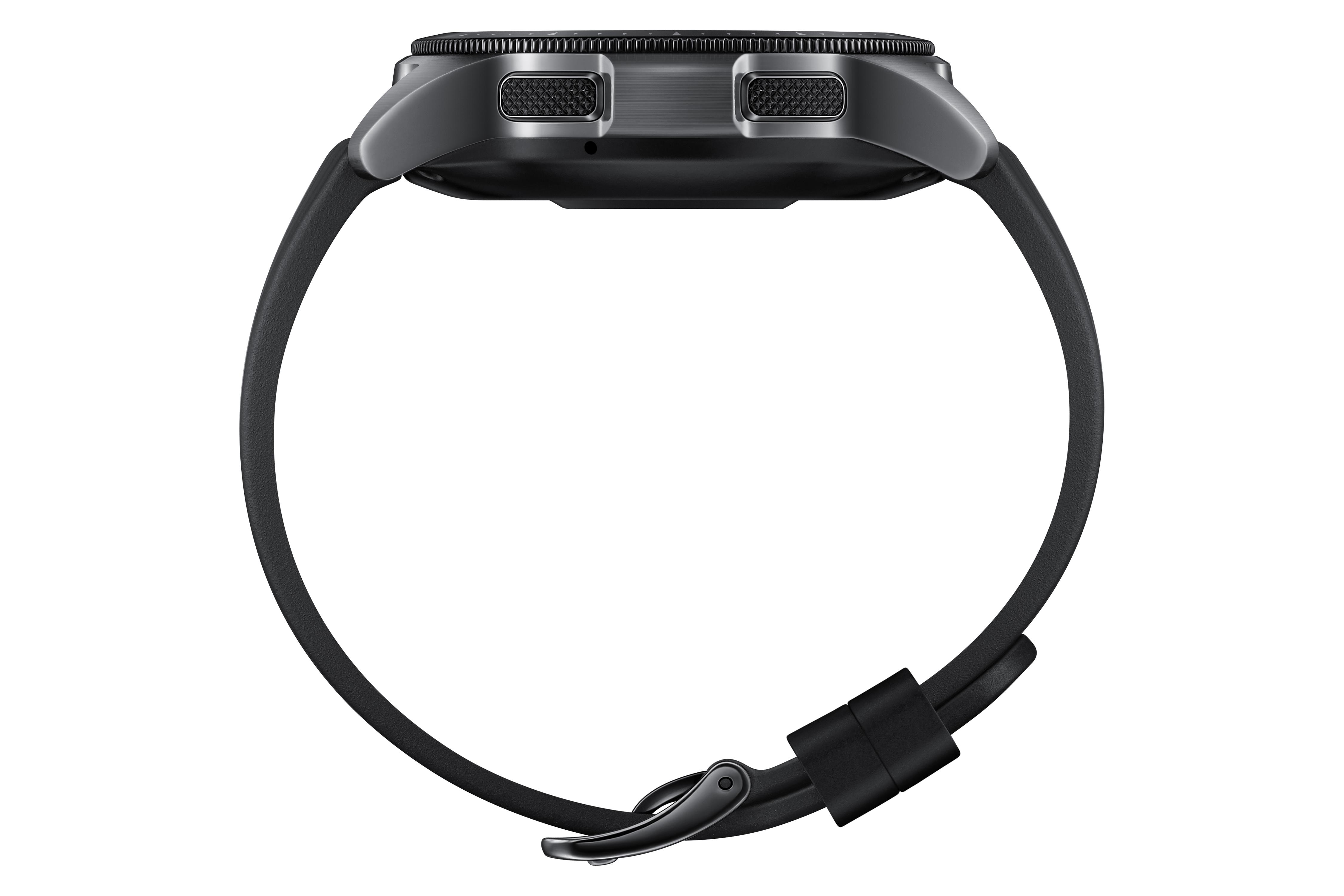Samsung Galaxy Watch 42mm Black R810 hình 4
