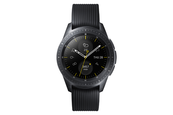 Samsung Galaxy Watch 42mm Black R810 hình 0