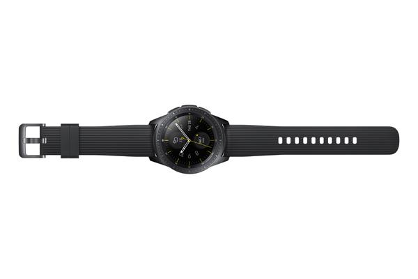 Samsung Galaxy Watch 42mm Black R810 hình 5