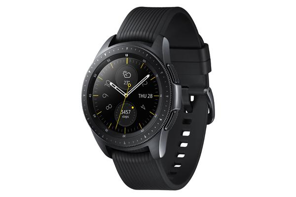 Samsung Galaxy Watch 42mm Black R810 hình 1