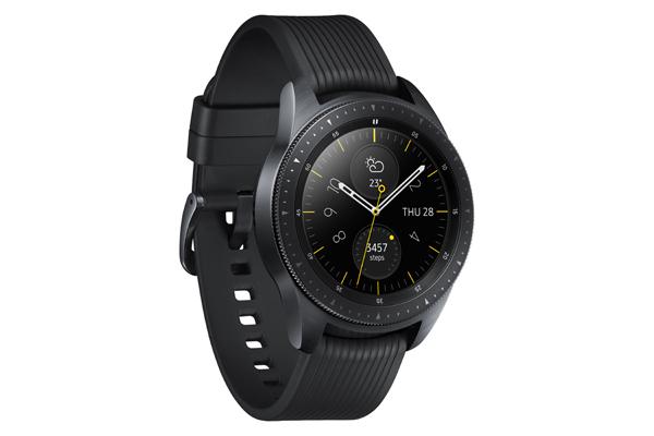 Samsung Galaxy Watch 42mm Black R810 hình 3