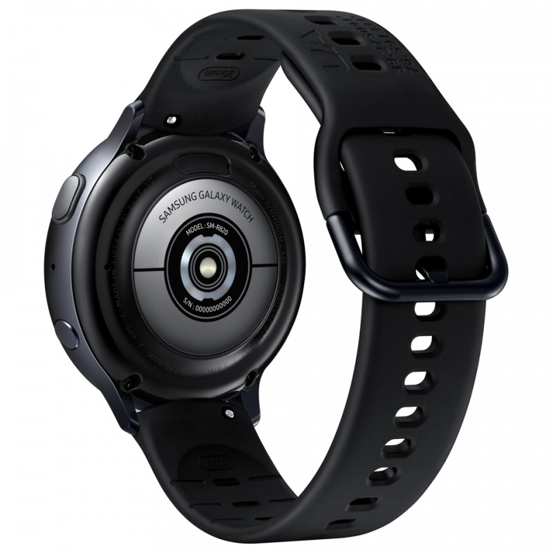 Galaxy Watch Active 2 44mm R820 Aluminum Under Armour Edition hình 1