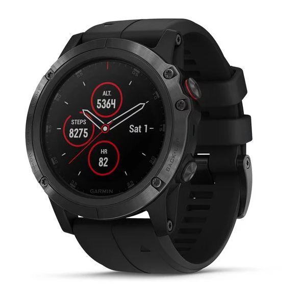 Đồng hồ thông minh Garmin Fenix 5X Plus hình 0