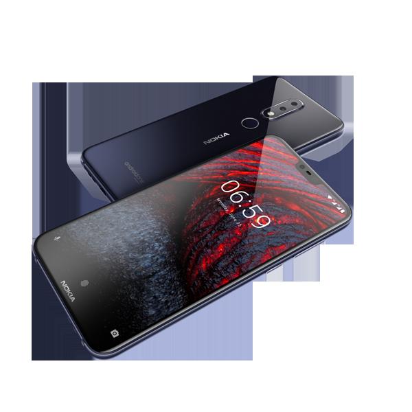 Nokia 6.1 Plus hình 3