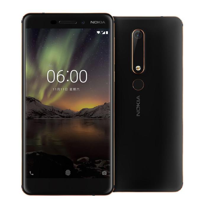 Nokia 6 2018 hình 0