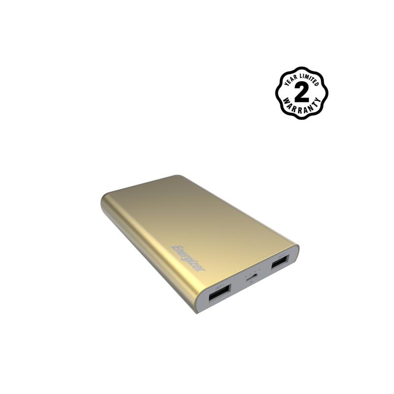 Pin dự phòng Energizer UE8003GD 8000mAh Li-Po 2 Output hình 1