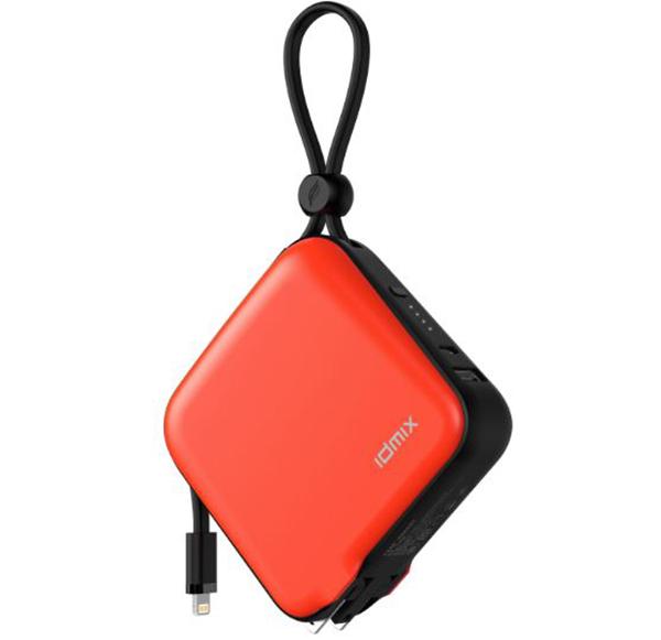 Pin dự phòng Idmix Mr Charger MFI 10000mAh (CH05) hình 0