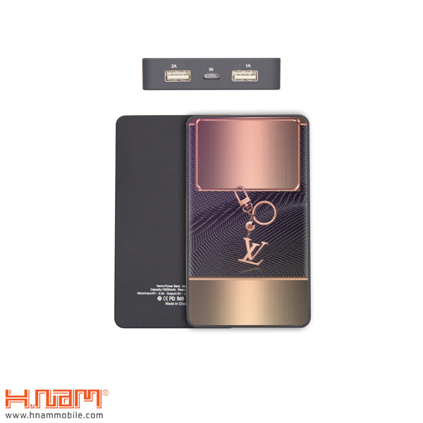 Pin dự phòng mặt kính LeoLeo DY-03 10000mAh hình 6