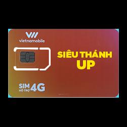 Vietnamobile Siêu Thánh Up miễn phí Data hình 0