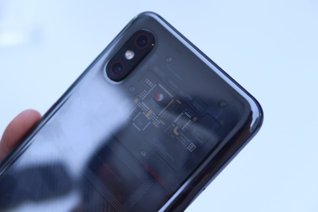 Xiaomi Mi 8 Explorer Edition 128Gb Ram 8Gb hình 1