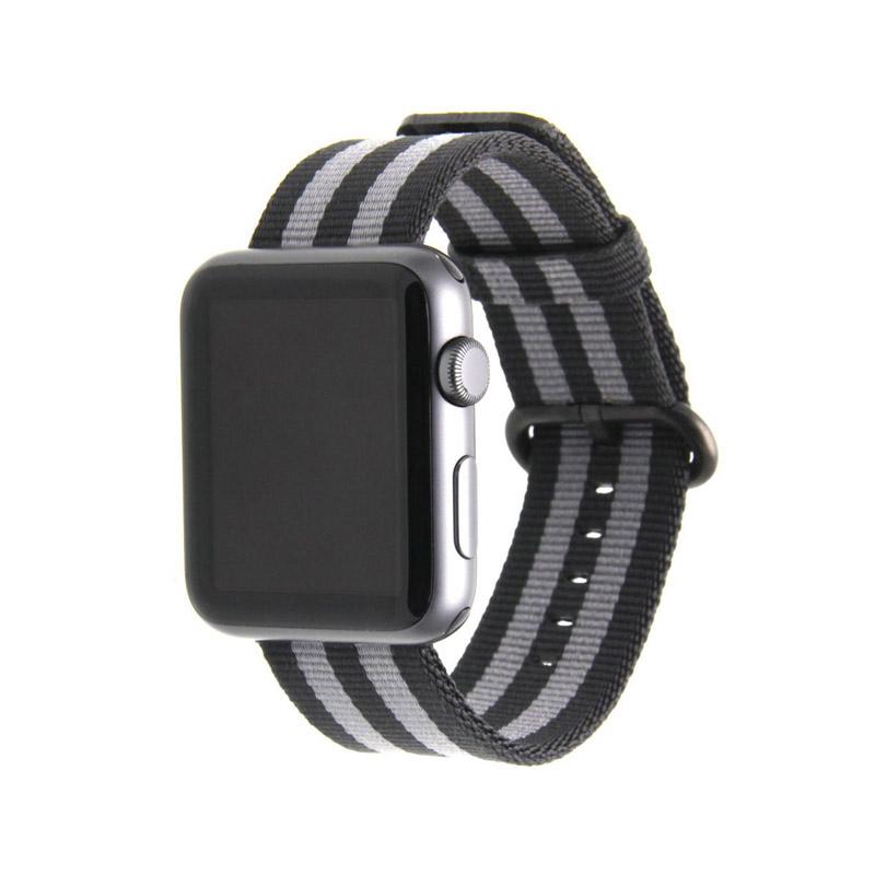Dây đồng hồ Apple Watch Nylon (38mm/42mm) hình 0