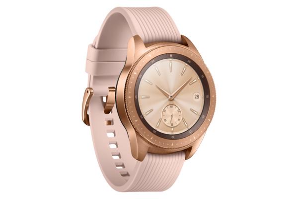 Galaxy Watch 42mm Gold R810 hình 3