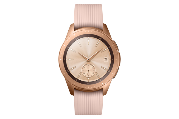 Galaxy Watch 42mm Gold R810 hình 0