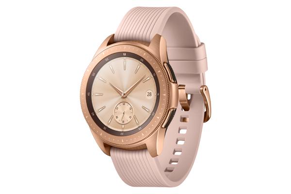 Galaxy Watch 42mm Gold R810 hình 1