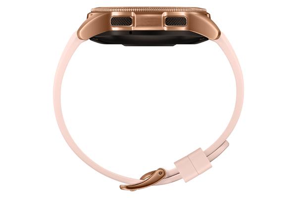 Galaxy Watch 42mm Gold R810 hình 4