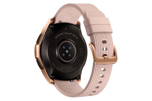 Galaxy Watch 42mm Gold R810 hình 2