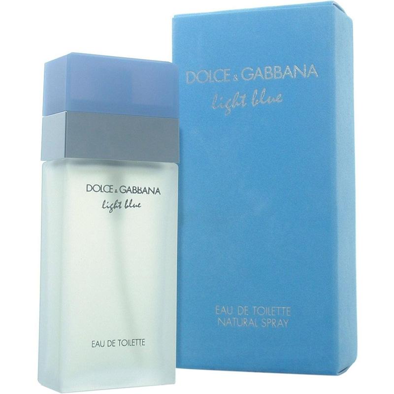 Nước Hoa Nữ D&G Light Blue 100ml hình 1