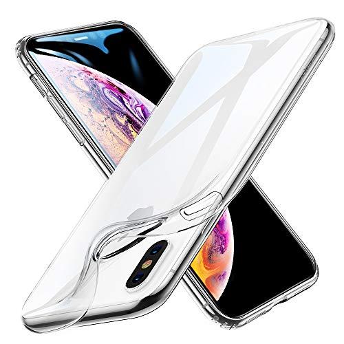 Ốp lưng ESR TPU iPhone X (trong suốt) hình 0