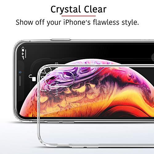 Ốp lưng ESR TPU iPhone X (trong suốt) hình 1