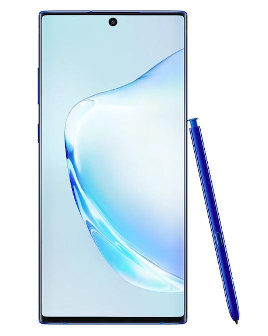 Samsung Galaxy Note 10 Plus N975 256GB Blue hình 0