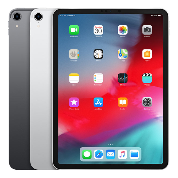 Apple iPad Pro 12.9 Cellular 256 Gb 2018 hình 0