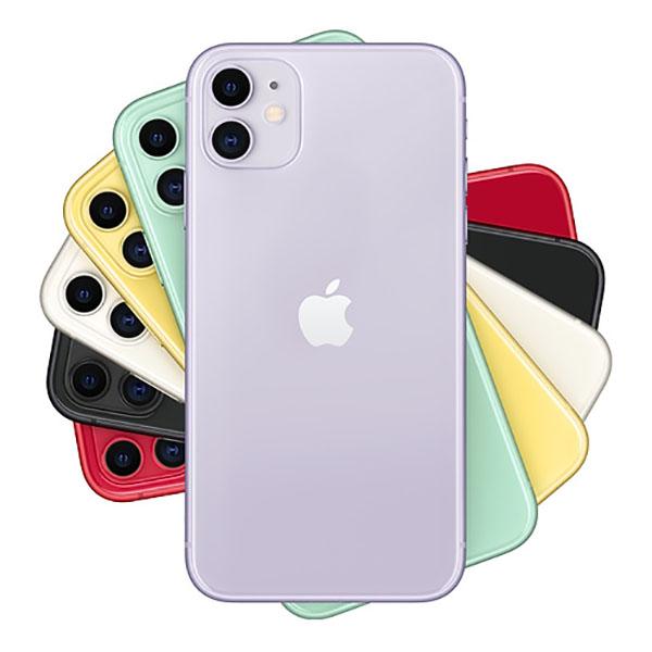 Apple iPhone 11 2 Sim 256GB hình 0