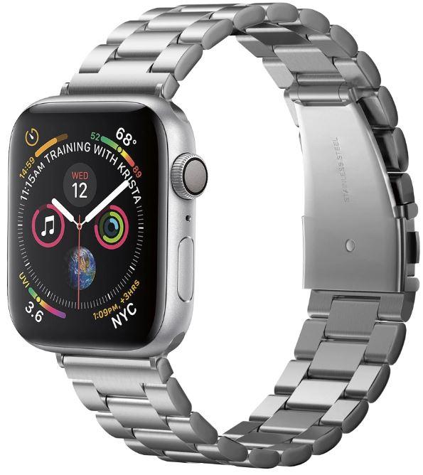 Dây đồng hồ Apple watch Spigen Modern Fit 42/44mm hình 0