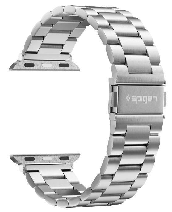 Dây đồng hồ Apple watch Spigen Modern Fit 42/44mm hình 1