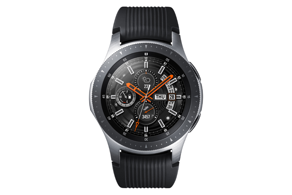 Galaxy Watch 46mm Silver R800 hình 0