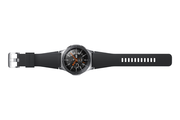 Galaxy Watch 46mm Silver R800 hình 5