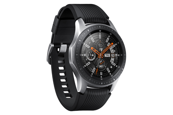 Galaxy Watch 46mm Silver R800 hình 3