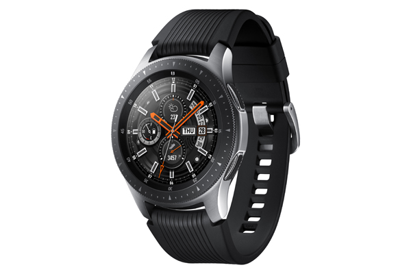 Galaxy Watch 46mm Silver R800 hình 1