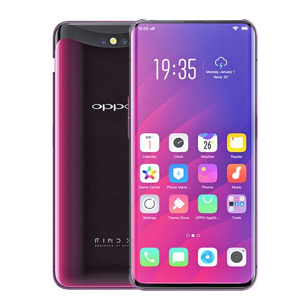 Oppo Find X 256Gb Ram 8Gb hình 2