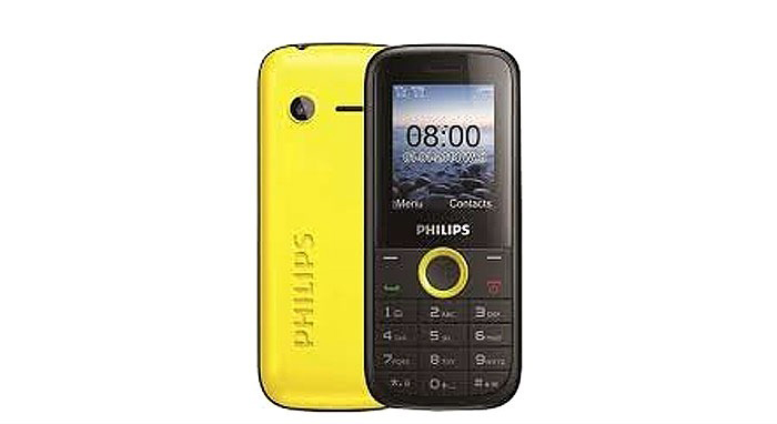 Philips E130 hình 0