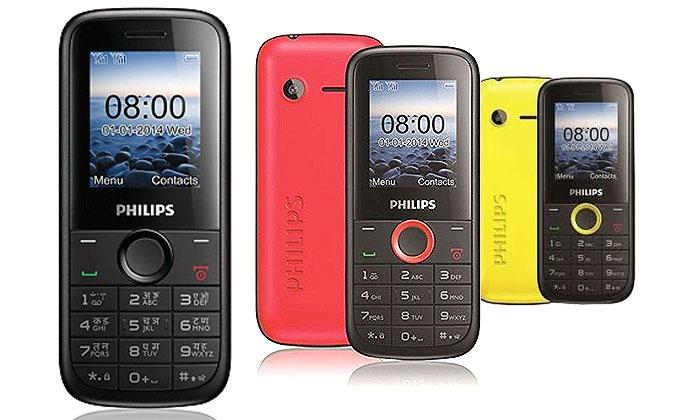 Philips E130 hình 2