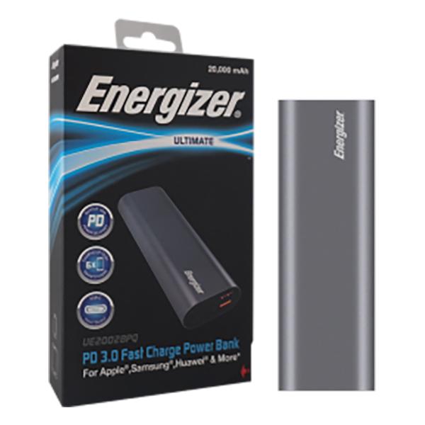 Pin dự phòng Energizer UE20028PQ 20000mAh (3.7V) hình 3